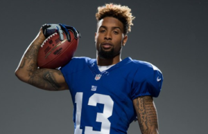 Odell Beckham Jr. Net Worth Football wide reciver